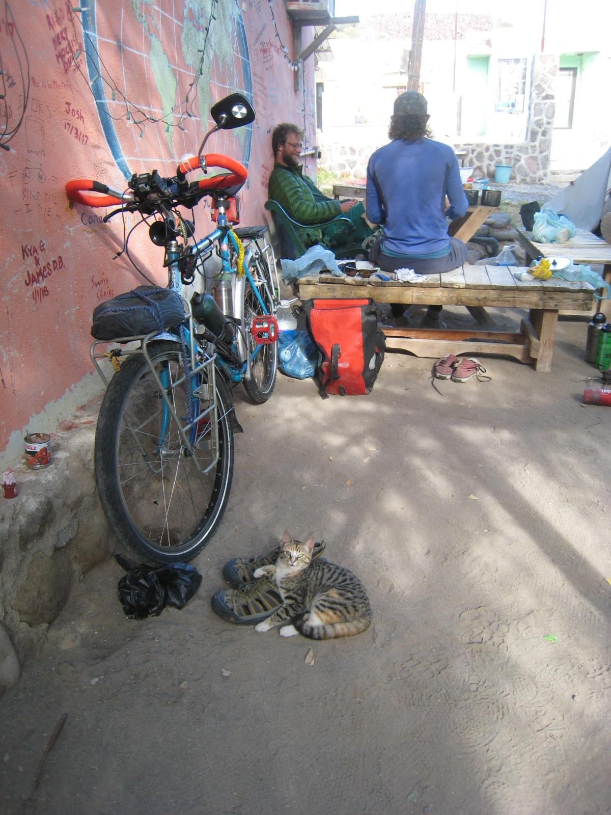 San Ignacio to Mulege- A longpause
