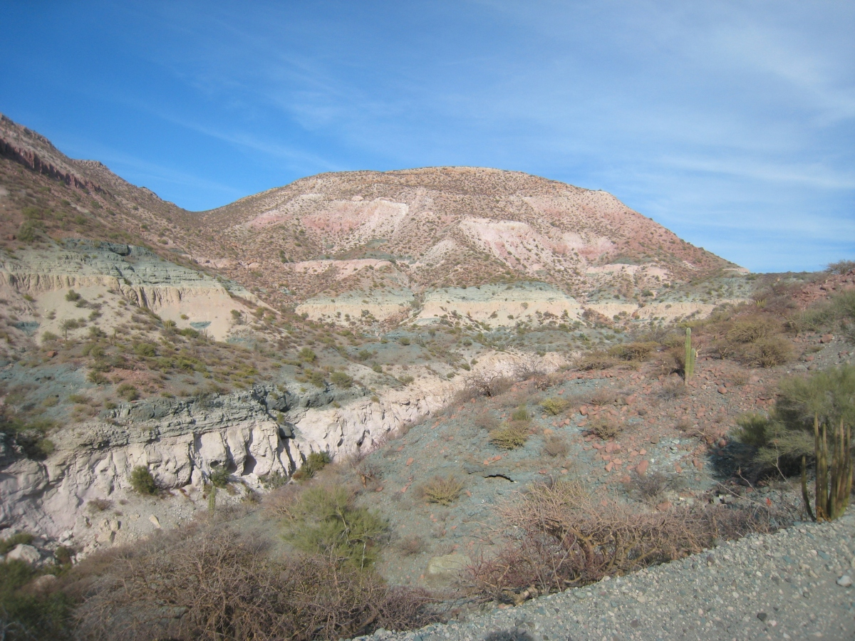 Mulege to La Paz (634kilometers)