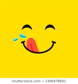 yellow-yummy-emoji-symbol-tasty-260nw-1306978681